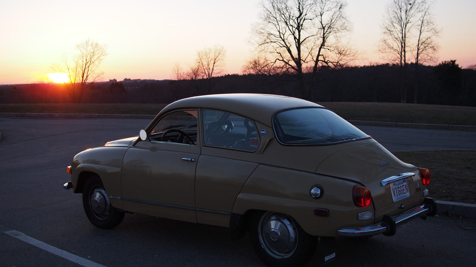 Are We Allowed To Plug Our Own Ads If So My Little Saab 96 Is For Sale