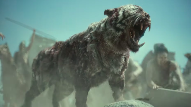 Army of the Dead Almost Featured a Whole Zombified Zoo