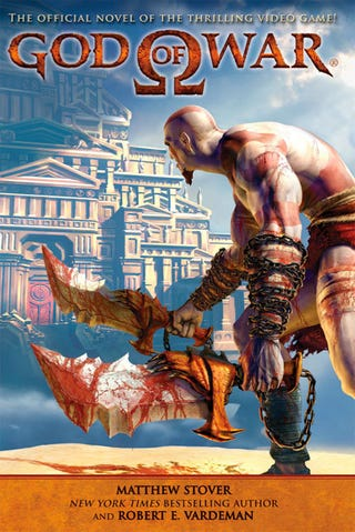 Illustration for article titled Is The Story of God Of War Worth... Reading?