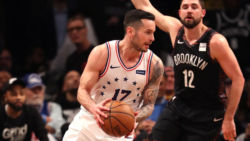 buy online 82089 3e4f9 The Nets Didn't Have A Plan For J.J. Redick, So He Ripped ...