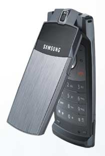 Illustration for article titled Samsung's Dangerously Thin Ultras: The 9.6mm U300 Clamshell