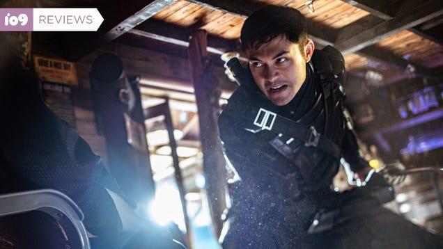 Snake Eyes: G.I. Joe Origins Misses Its Target