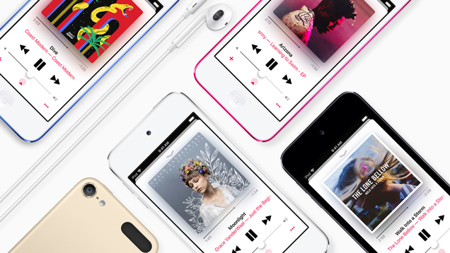 Latest Apple Rumor Says There s a New iPod in the Works