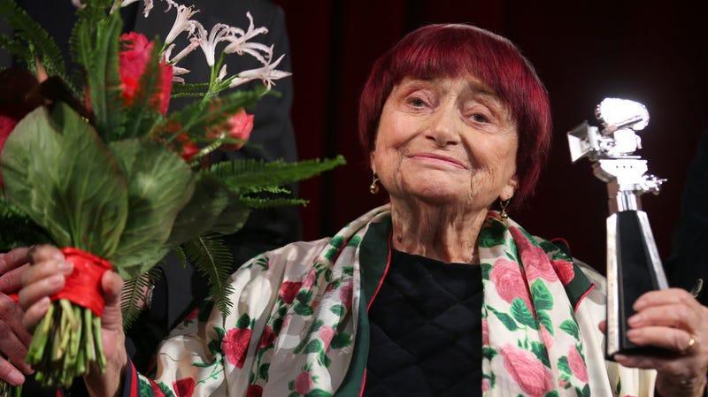 Illustration for article titled Filmmaker Agnès Varda Has Died