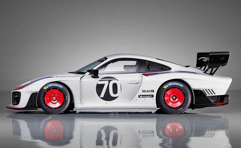 Photo Credits: Porsche