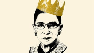 Illustration for article titled Happy birthday, Justice Ginsburg!