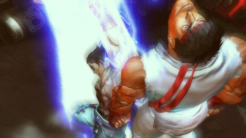 Illustration for article titled When The Going Gets Weird, The Weird Make Fighting Games