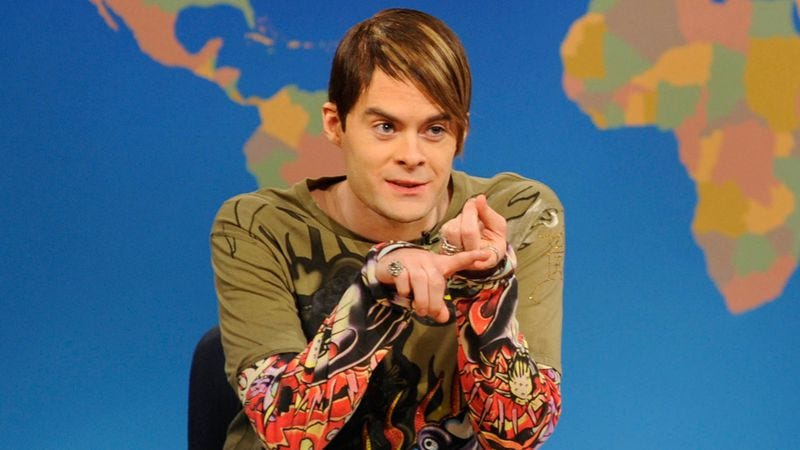 Illustration for article titled Yes, Stefon will probably make an appearance on SNL this weekend