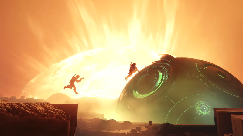 Back Up, Curse Of Osiris Released]
