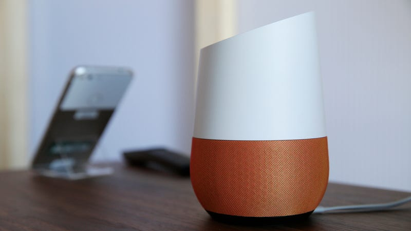 Google Assistant gets a male voice option