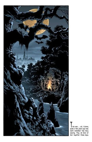 Illustration for article titled Batman: Hidden Treasure pictures