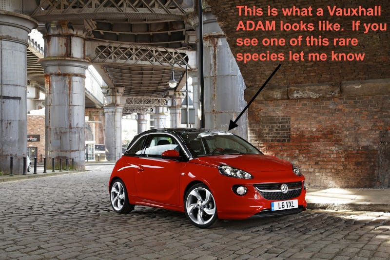Illustration for article titled Vauxhall ADAM gets full Apple Siri functionality