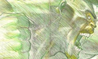 Illustration for article titled 100 Hulks Smash For Charity