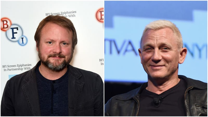 Illustration for article titled Rian Johnson and Daniel Craig are making a murder mystery inspired by Agatha Christie