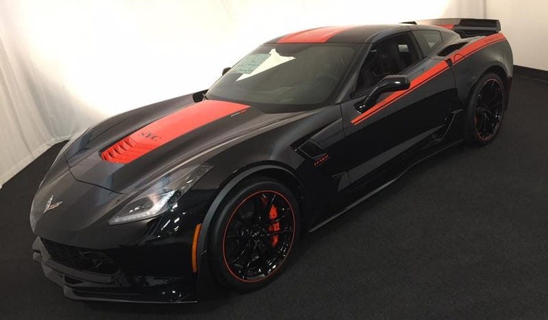 The 2017 Corvette Grand Sport Is To Own But You Re Only Working With That 460 Horse 6 2 Liter Lt1 V8 This Means On Paper