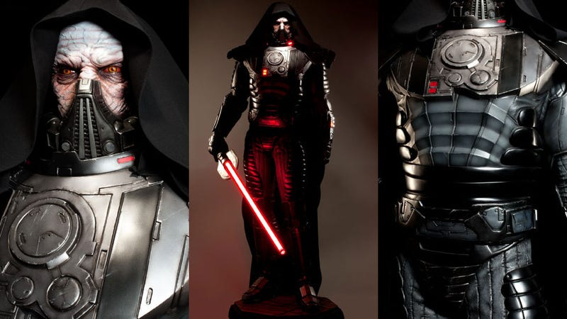 Illustration for article titled A Star Wars: Old Republic Figure That Stands Seven Feet Tall, Costs $6000