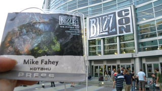 Illustration for article titled BlizzCon 2009: Kotaku Has Landed