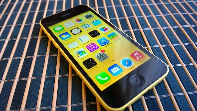 Illustration for article titled Los nuevos iPhone impulsan a Apple, pero menos que el iPhone 5