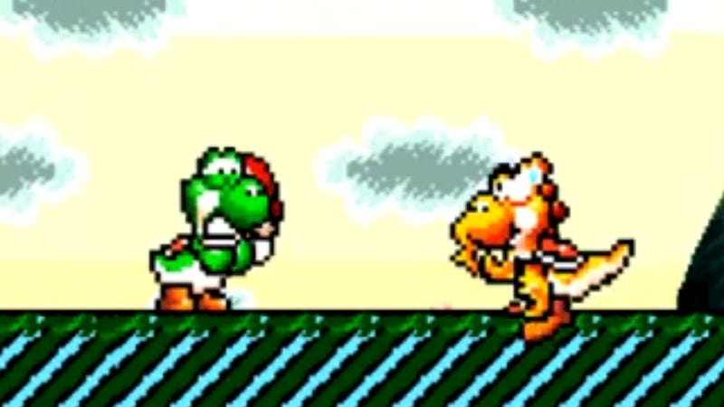 Illustration for article titled Not All Yoshi are Created Equal