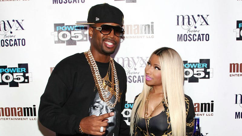 Illustration for article titled Nicki Minaj vs. Her Ex Safaree Samuels: He Says He Co-Wrote Her Raps