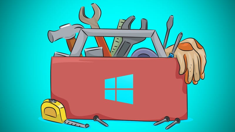 Illustration for article titled Five Powerful, Built-In Windows Tools You Might Not Know About