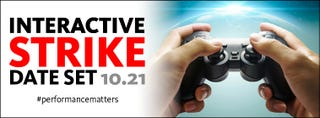 Illustration for article titled Video Game Actors Once Again Threaten To Strike [UPDATE]