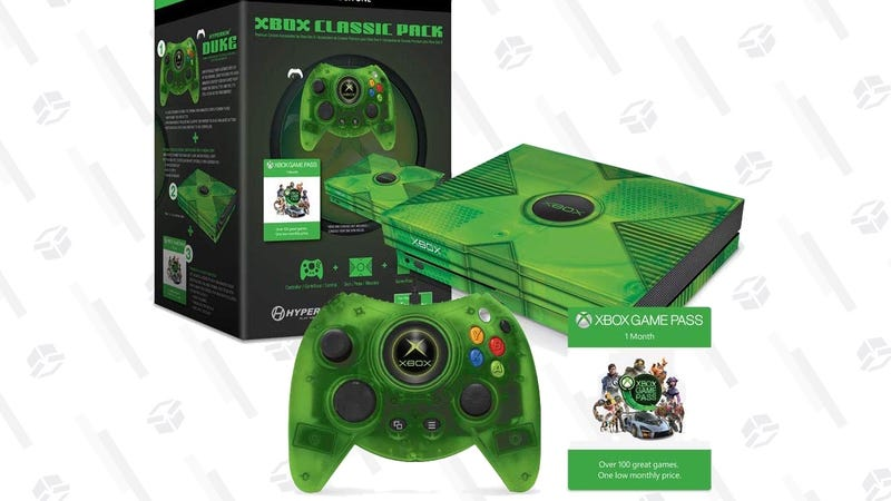 Hyperkin The Duke Xbox One/PC Controller Collector's Edition (Green) | $48 | Amazon