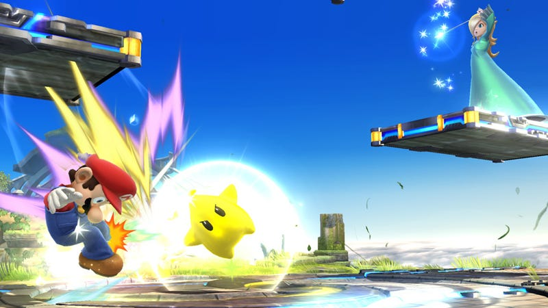 Illustration for article titled Smash Shot of the Day: That Ain't Starfy
