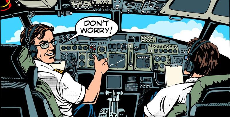 """Esas """"cosas"""" que un piloto de vuelo comercial no suele contar a los pasajeros"""