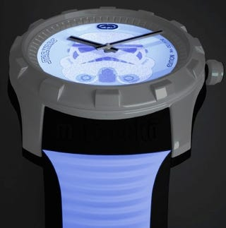 Illustration for article titled Marc Ecko/Timex Star Wars Watches: That's Right, We're Fashion Plates Now