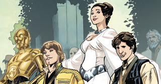 Illustration for article titled Princess Leia Wants to Be a Hero in New Comic But People Won't Let Her
