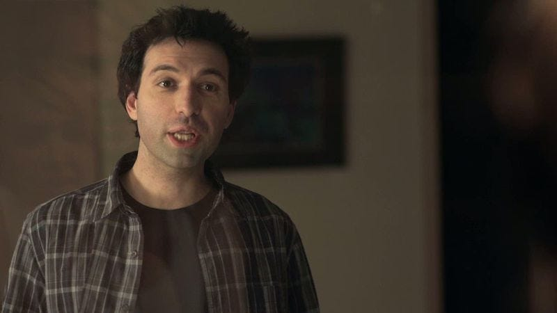 """Illustration for article titled Alex Karpovsky says the Coen Brothers' Hail Caesar is """"zany"""""""