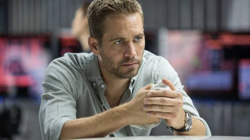 Illustration for article titled Paul Walker's dad is suing the estate of the driver in the crash that killed him
