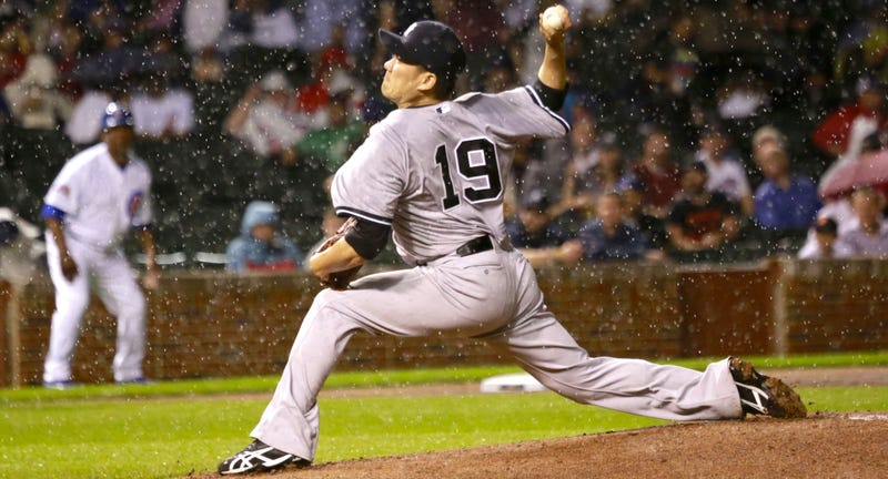Illustration for article titled Masahiro Tanaka Has A Partially Torn UCL
