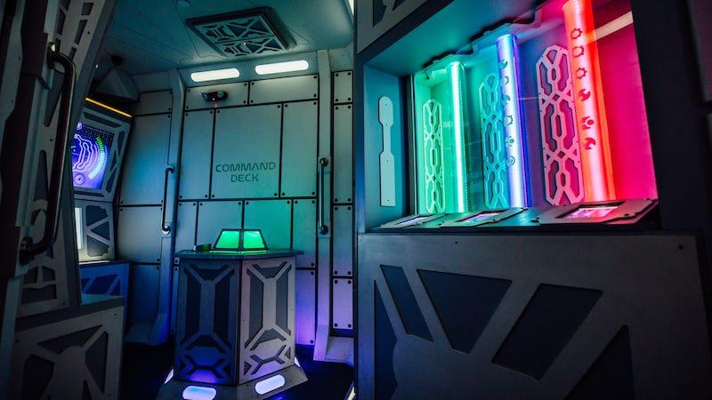 La escape room Mission: Mars de The Escape Game.