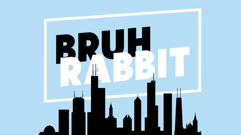 The logo for Bruh Rabbit.