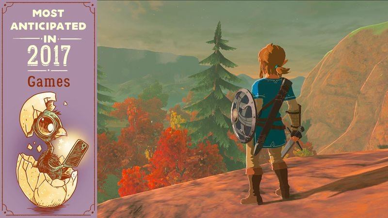 The Legend Of Zelda: Breath Of The Wild (Screenshot: Nintendo)