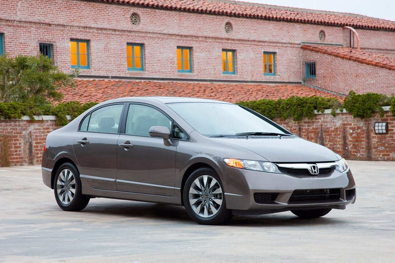 Illustration for article titled First Drive: 2010 Honda Civic