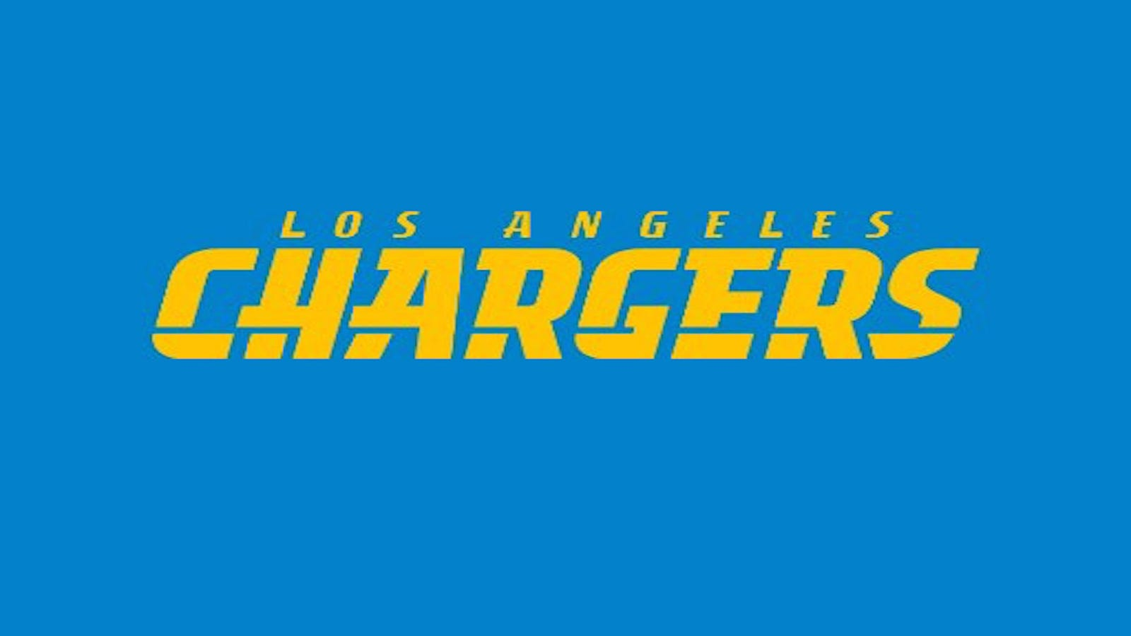 The Los Angeles Chargers Have Used Three Different Logos