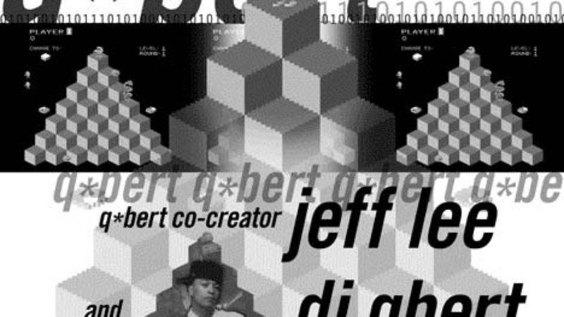 Illustration for article titled Q*Bert co-creator Jeff Lee