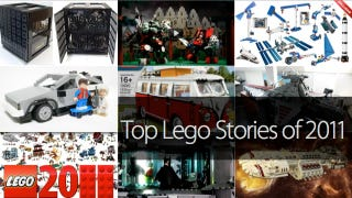 Illustration for article titled The Best Lego Stories of the Year