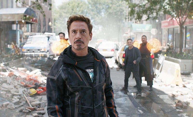 Illustration for article titled La primera sinopsis de Avengers 4 ya está aquí, y no te ayudará a superar el final de Infinity War