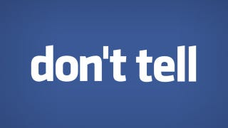 Illustration for article titled Senators Ask Feds to Investigate Facebook Employment Snooping Problem