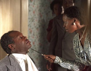 Danny Glover and Whoopi Goldberg in The Color PurpleIMDb