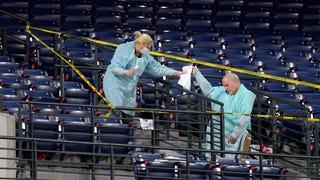 Braves Fan Dies After Falling From Turner Field Upper Deck