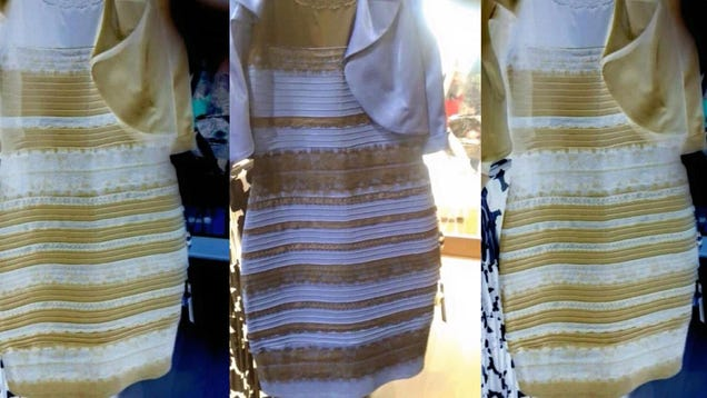 What The Hell Is Wrong With Your Eyes A Dress Explainer