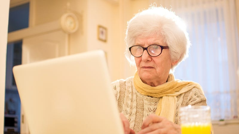 Illustration for article titled Devastating Disappointment: This Grandma Just Joined Facebook But Weirdly Seems To Know What She's Doing So It's Not Funny In The Least