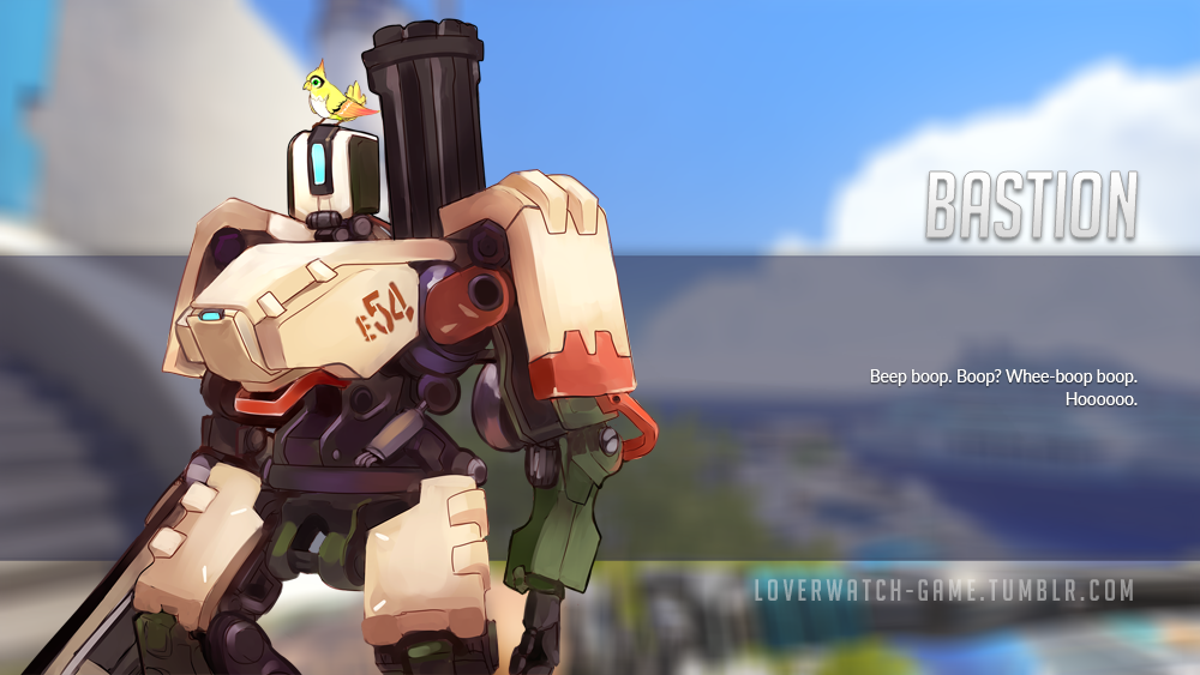 Someone Is Making A Game Where You Can Romance Overwatch Characters