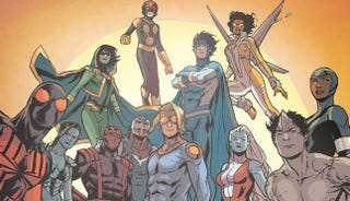 Illustration for article titled New Warriors TV Cast Speculation