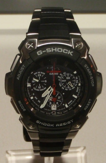 Illustration for article titled Casio Celebrates 25 Years of G-Shock With Four New Models